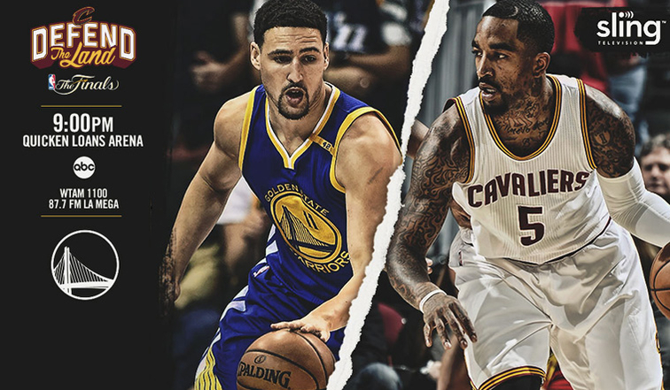 CavsWarriors Game 4 Preview - June 9 0d4e0dbdd