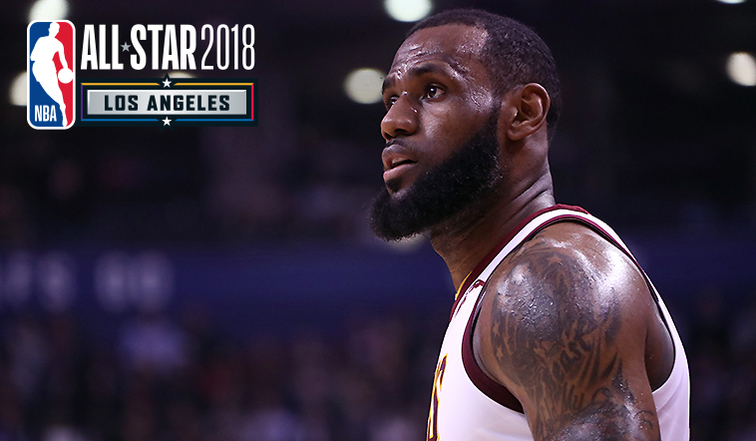 LeBron James and Stephen Curry named NBA All-Star Game captains