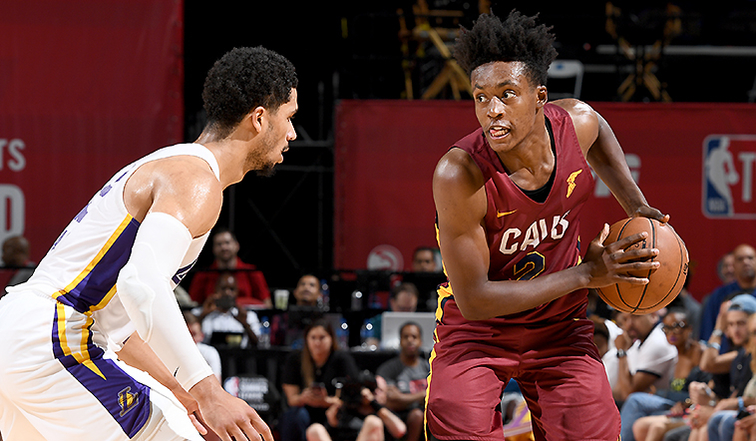 9c845c684 Collin Sexton Named to MGM Resorts NBA Summer League First Team ...