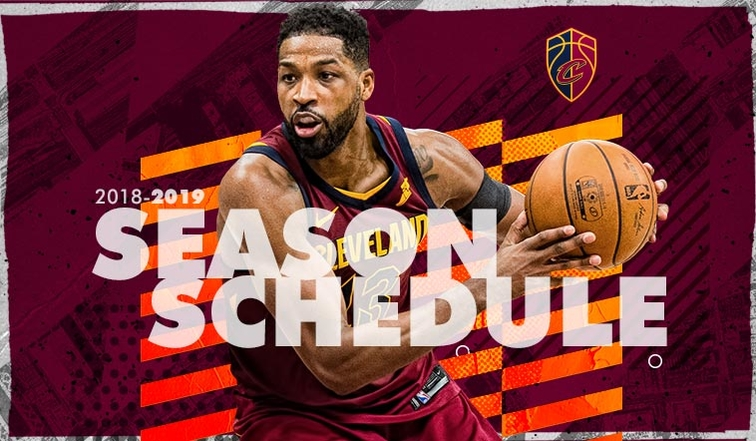 7364e132ad5 Cavaliers to Tip Off 2018-19 Season in Toronto | Cleveland Cavaliers