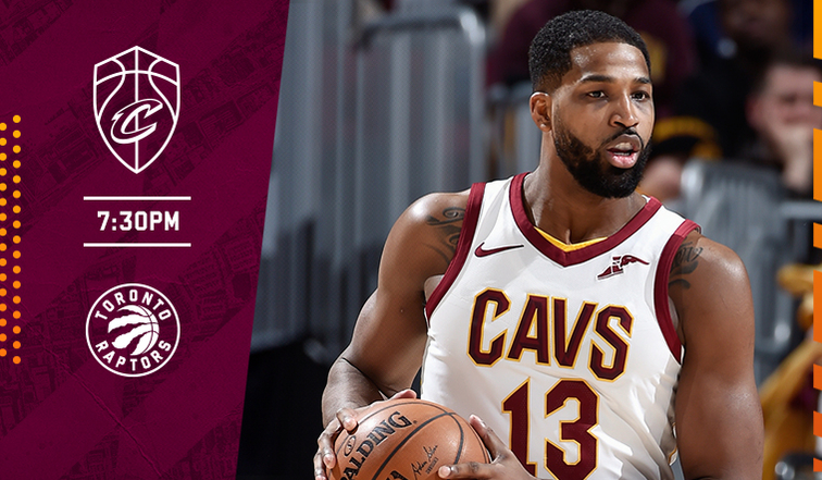 CavsRaptors Game Preview - October 17, 2018 | Cleveland Cavaliers