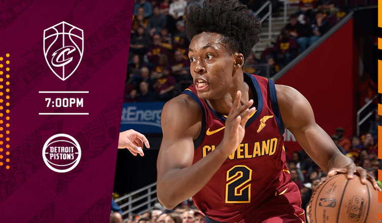 CavsPistons Game Preview - October 25, 2018   Cleveland