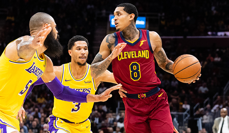 Lakers Vs Cleveland 2018 >> 11 21 18 Vs Lakers Cleveland Cavaliers