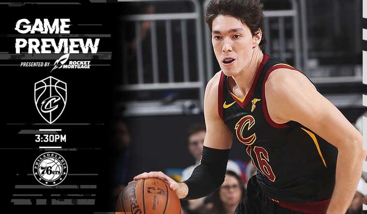 CavsSixers Game Preview   Cleveland Cavaliers