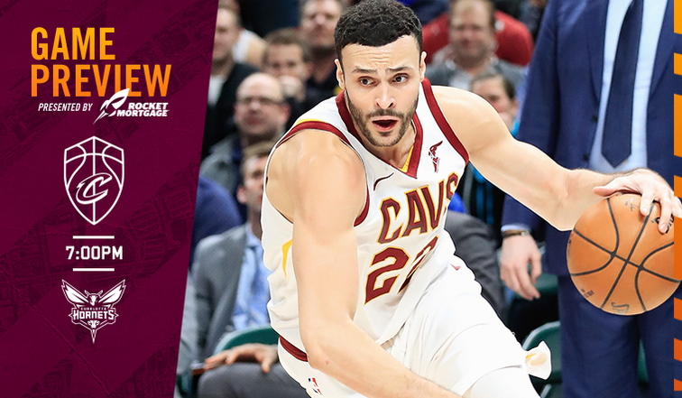 CavsHornets Game Preview | Cleveland Cavaliers