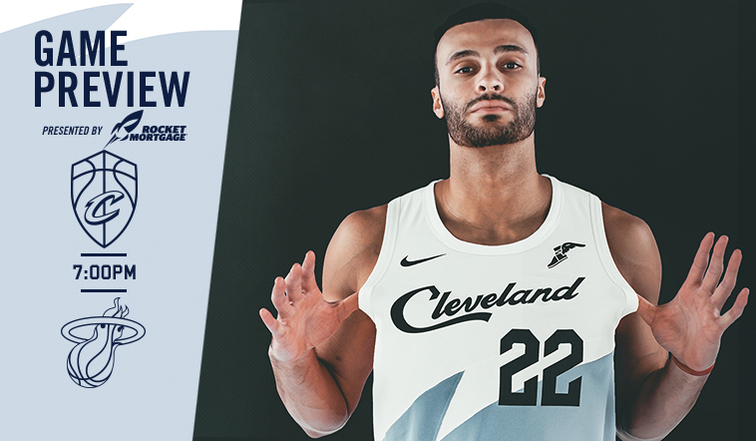 CavsHeat Game Preview   Cleveland Cavaliers