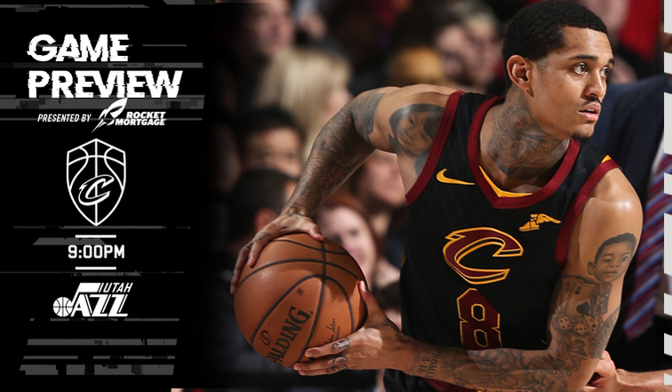 CavsJazz Game Preview | Cleveland Cavaliers