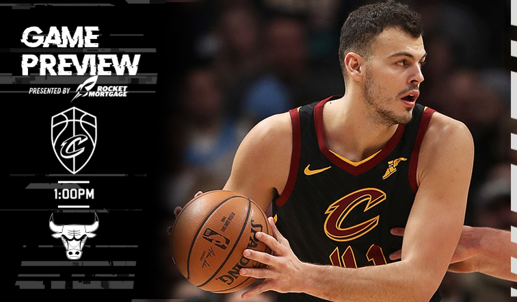 CavsBulls Game Preview | Cleveland Cavaliers