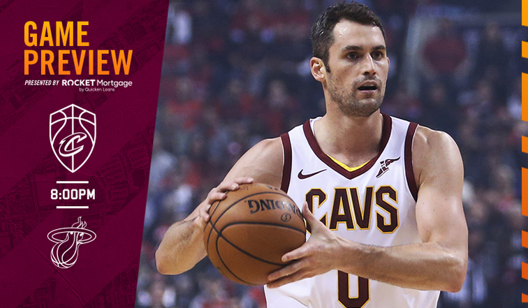 CavsHeat Game Preview | Cleveland Cavaliers