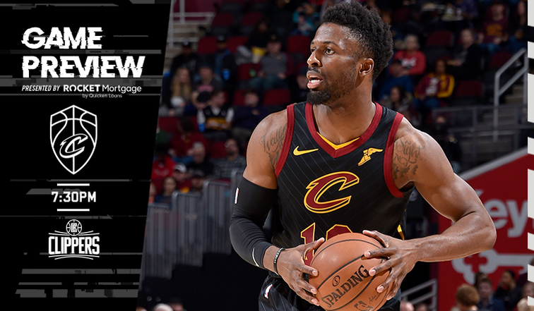 CavsClippers Game Preview | Cleveland Cavaliers