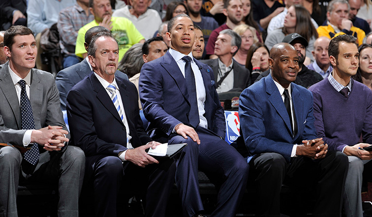 Cleveland s Tyronn Lue Named Eastern Conference Head Coach For 2016 NBA All-Star  Game fb5b163f1
