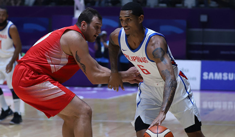 Asian Games: Clarkson, Standhardinger outscore Syria as PH finishes 5th