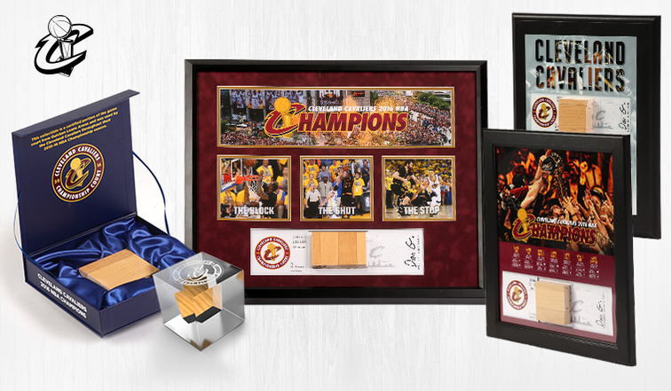 Cavs Fans Now Able To Own A Piece Of The 2016 Nba Championship Court