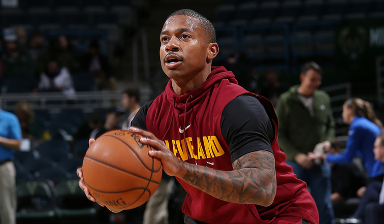 Cavaliers: Isaiah Thomas to play Tuesday night at the Q