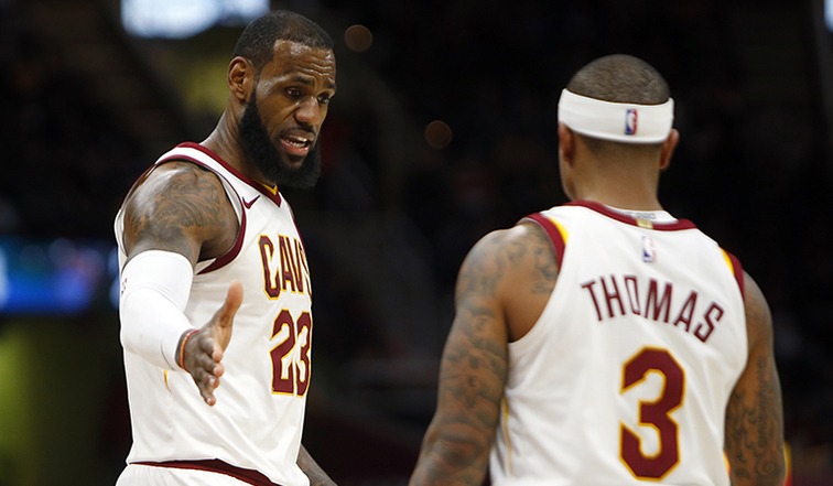 LeBron James Says Cavs in 'Strugglesville' After Nearly Blowing Lead to Magic