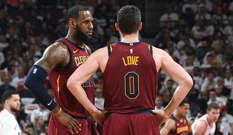 Daily News May 4 2018 Cleveland Cavaliers