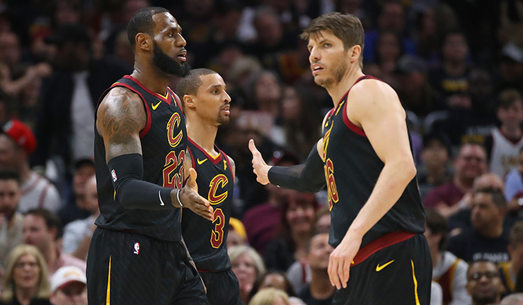9ef395044c Daily News - May 6, 2018 | Cleveland Cavaliers
