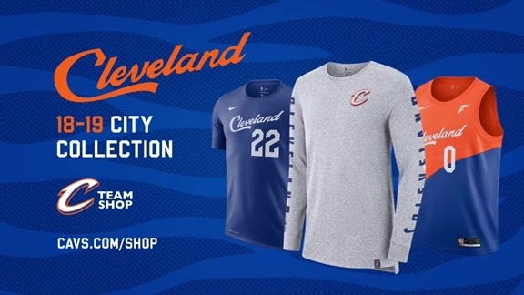 e8ab1b742 Grab the New Cleveland City Edition Apparel