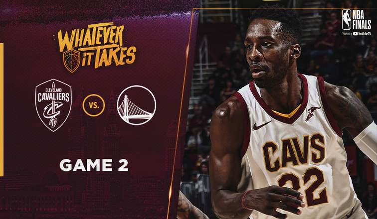 CavsWarriors Game Preview - June 3 196b69fea