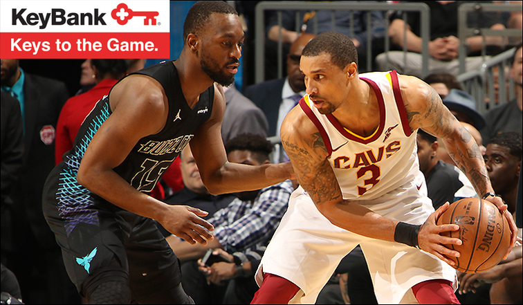 Five Keys  Cavaliers at Hornets  bd7fc2884