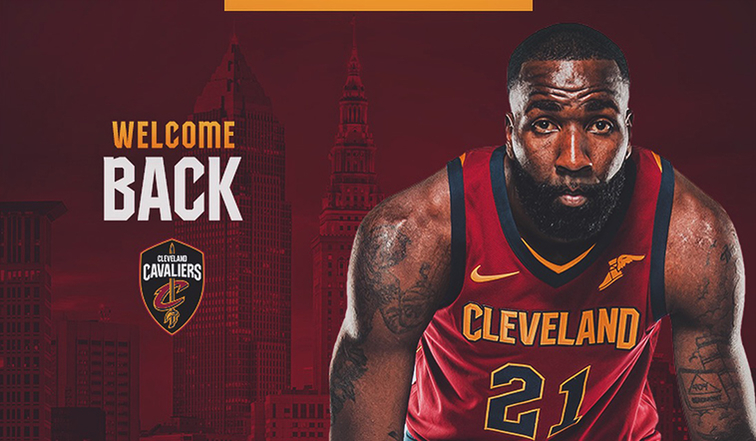 d38bdbbe499 Cavaliers Sign Kendrick Perkins for the Remainder of the Season ...
