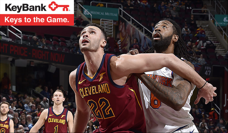 Five Keys: Cavaliers at Knicks | Cleveland Cavaliers