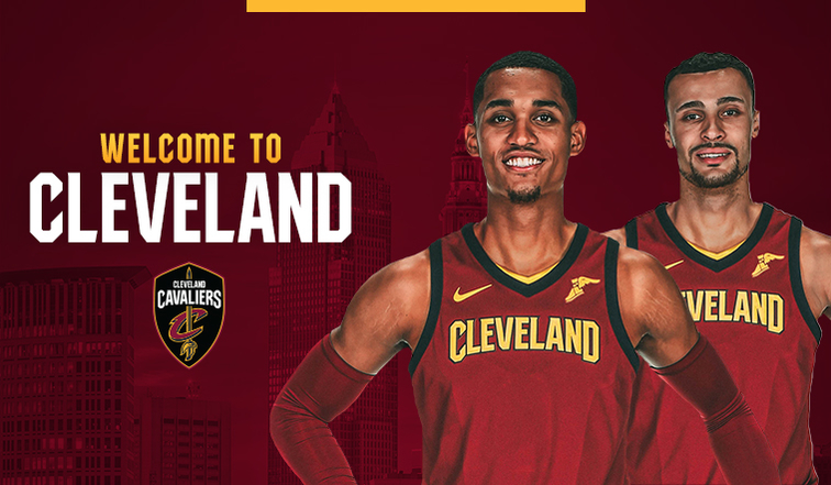 db2166d9e Cavaliers Acquire Jordan Clarkson and Larry Nance Jr. From Lakers ...