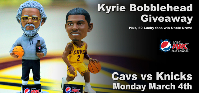 fa6fb643fb86 Kyrie Irving Bobblehead Giveaway