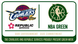 Cleveland Cavaliers and Quicken Loans Arena Branch Out Into