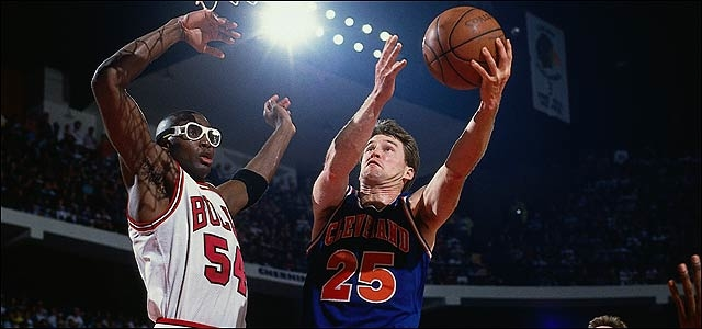 aaa4d1e79 Flashback Friday  Mark Price s Jersey Retirement