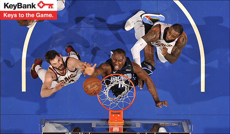 Five Keys Cavaliers vs. Magic                  Fernando Medina  NBAE  Getty Images