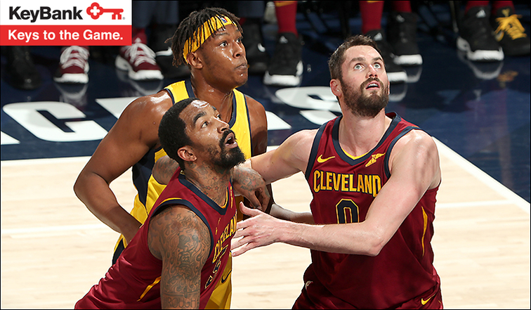 Five Keys  Cavaliers vs. Pacers - Game 4  cc5995888