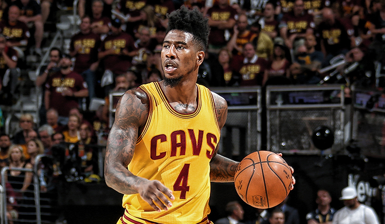Incredible Cavaliers Re Sign Guard Iman Shumpert Cleveland Cavaliers Hairstyle Inspiration Daily Dogsangcom