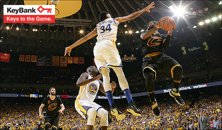 Warriors Make Statement With Blowout Win Over Cavaliers