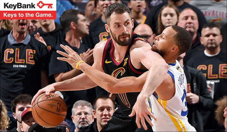 Five Keys  Cavaliers vs. Warriors - Game 4  45a8c5f86