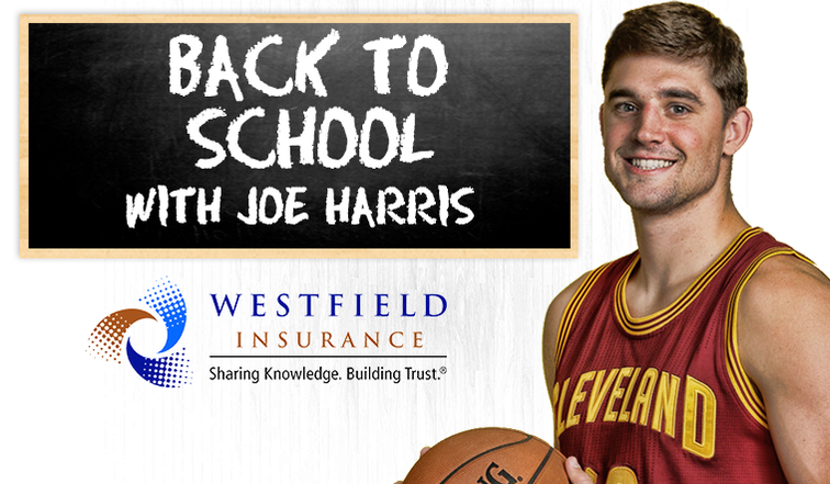 Back To School With Joe Harris