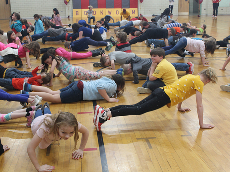 Fit As A Pro & Read to Achieve Programs Wrap Up in Akron