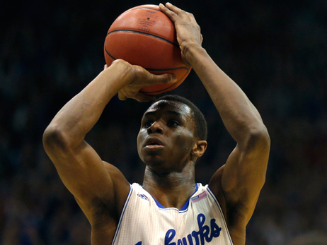 2014 Draft Prospect Photos: Andrew Wiggins