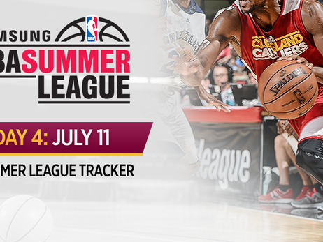 Summer League Tracker