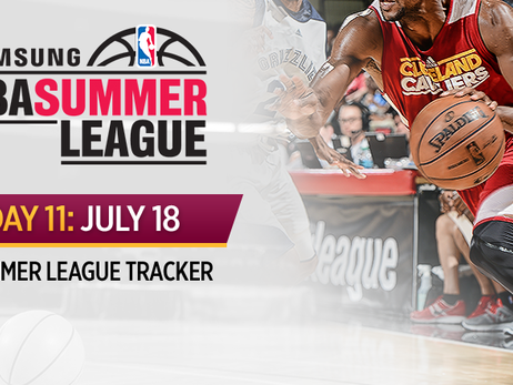 Day 11: Summer League Tracker