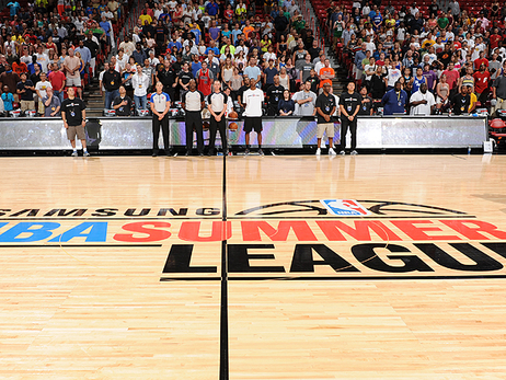 NBA NEWS: Samsung NBA Summer League Slam Dunks Record Books