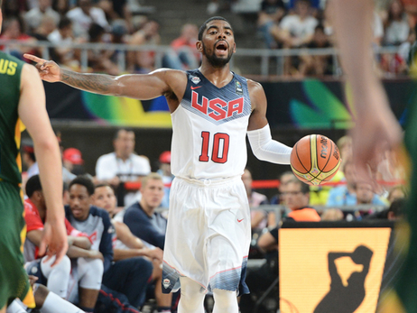 USA Earns Trip To FIBA World Cup Finals
