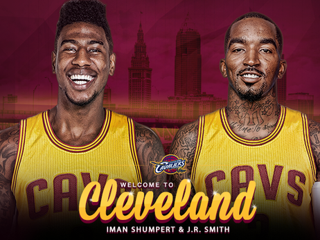 Cavs Acquire Shumpert and Smith in Three-Team Trade