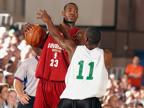 Blast from the Past: Cavs in Summer League