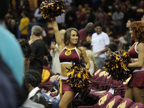 Relive the 2015-16 Season with the Cavalier Girls