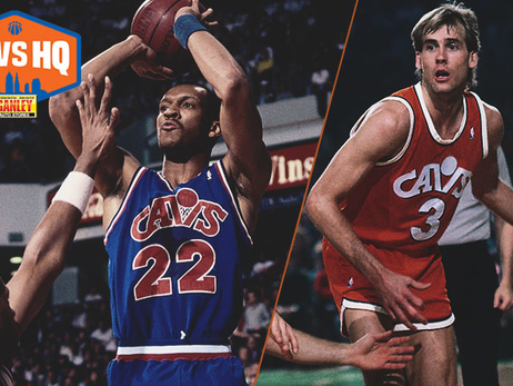 Larry Nance, Craig Ehlo