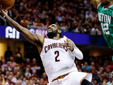 Cavs, Kyrie Explode in Second Half; Take 3-1 Series Lead