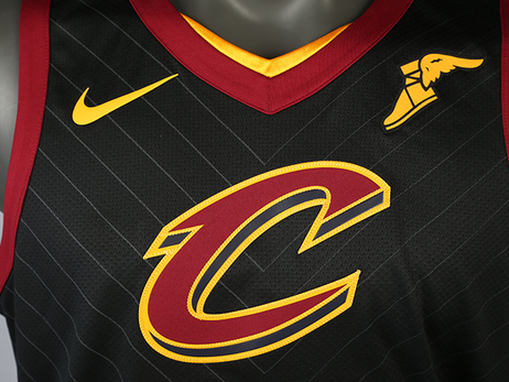 Cavaliers Statement Edition Uniform
