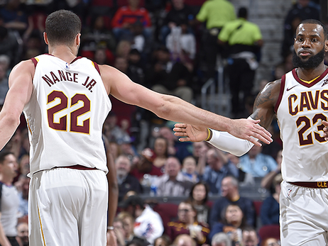 Cavs Crush Pistons, Complete Homestand in Style