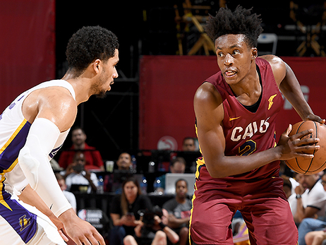Collin Sexton Named to MGM Resorts NBA Summer League First Team